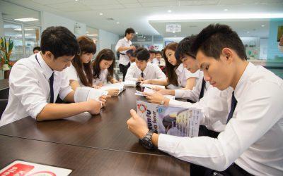 คณะบริหารธุรกิจ สถาบันเทคโนโลยีไทย-ญี่ปุ่น ร่วมมทร.ธัญบุรี ให้ความรู้ด้านประกันคุณภาพการศึกษาแก่นักศึกษา